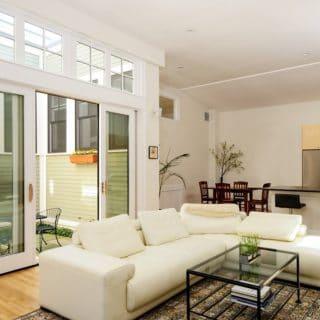 iluminación de interior de casa