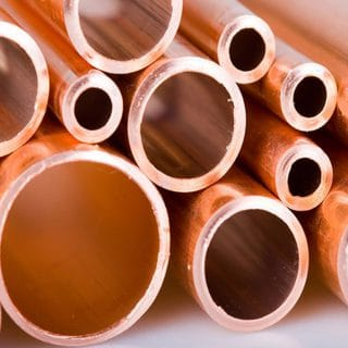 Cómo soldar tubos de cobre