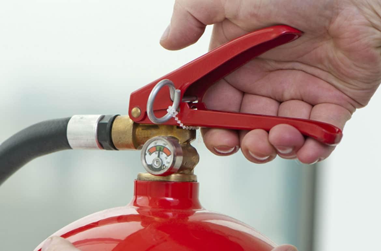 Medidas de seguridad contra incendios