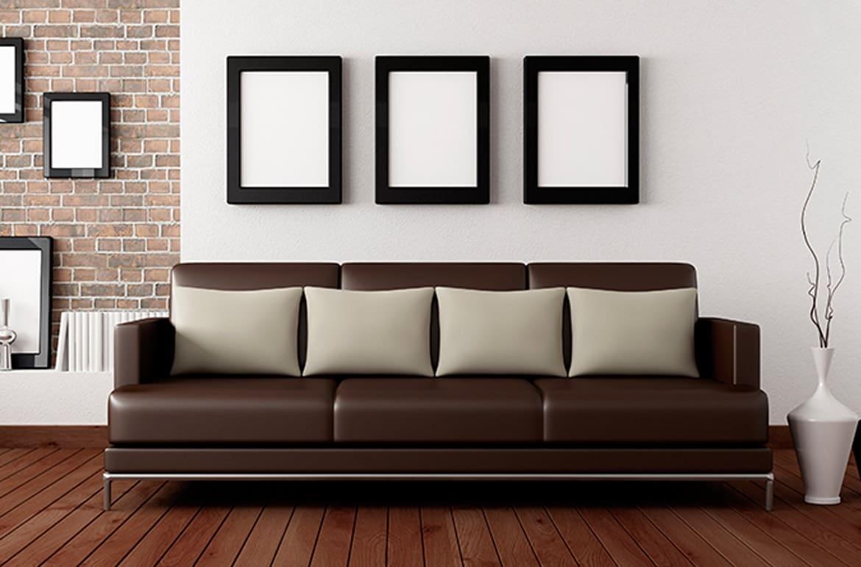 Tips para combinar el color de las paredes con el piso - Colores madera muebles ...