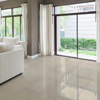 piso, ventana, persiana, decoración,