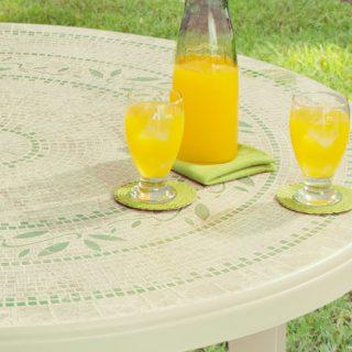 muebles de resina versatilidad para tu jardin