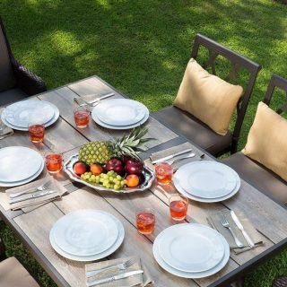 Muebles de jardín, la comodidad en tu hogar