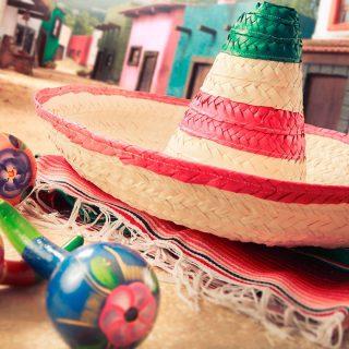 Decora tu jardín a la mexicana
