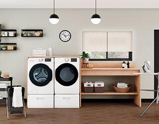 Cómo organizar tu lavandería