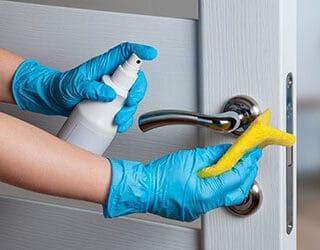 Productos para desinfectar el hogar